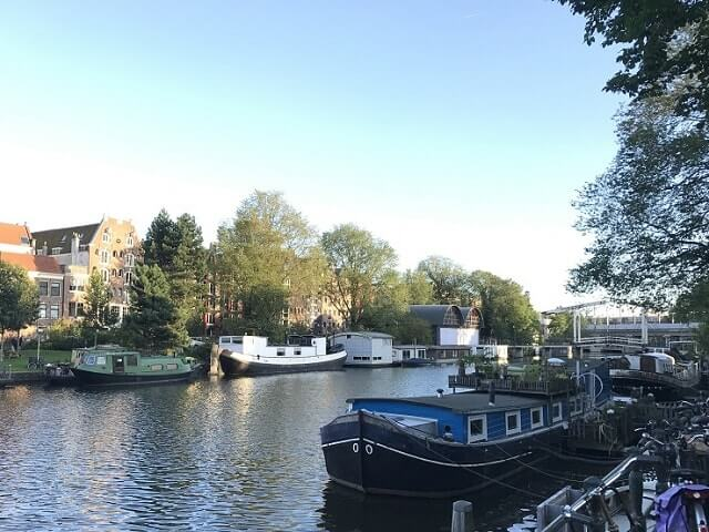 Gracht = Canal