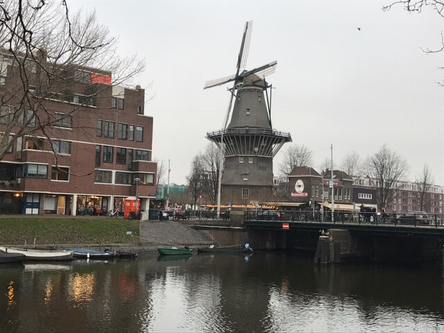 Windmill De Gooyer