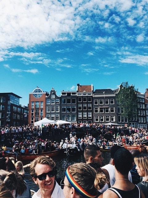 Gay Pride Amsterdam 2017