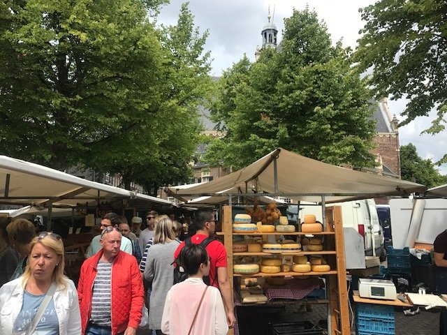 Noorder Market, Jordaan District - Free things the Dutch love