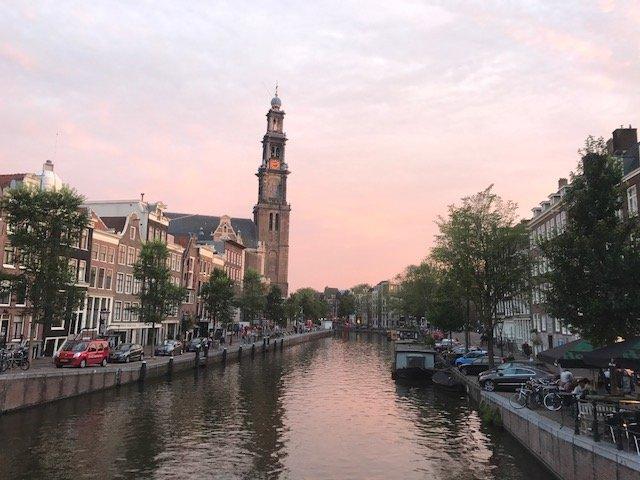 Western Church Amsterdam