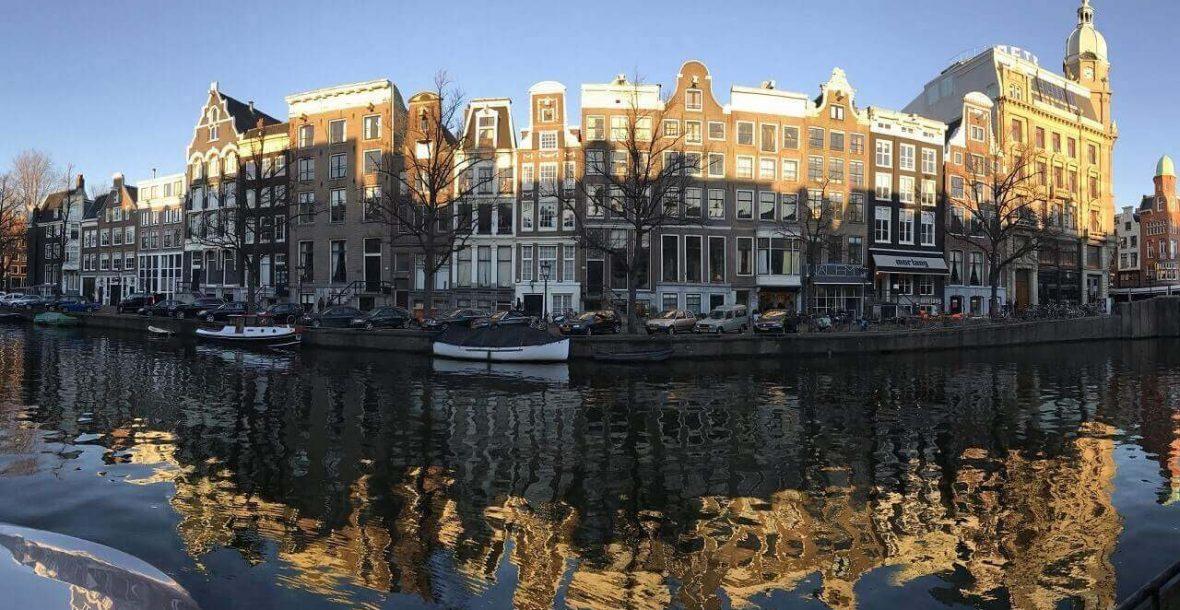 Layover Amsterdam