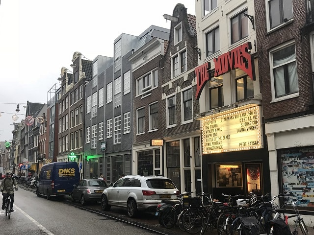 The Movies, boutique cinema on the Haarlemmerdijk
