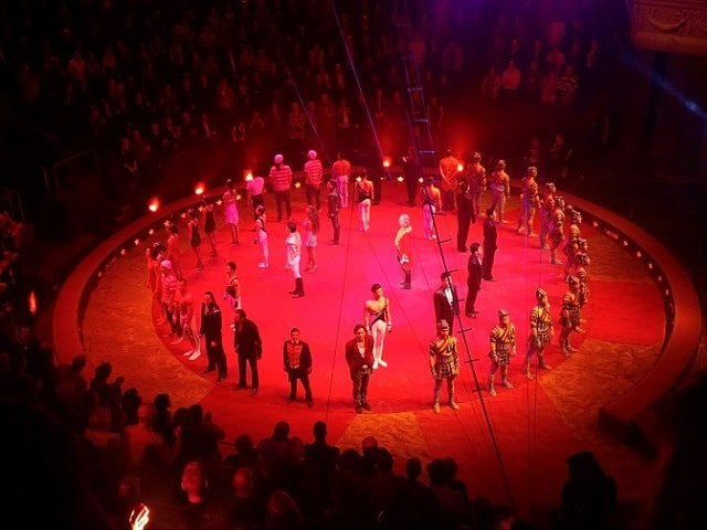 World Christmas Circus Carré