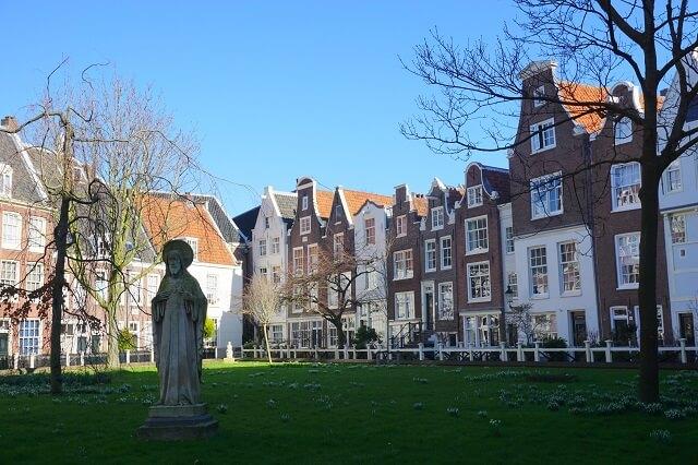 Courtyard Begijnhof