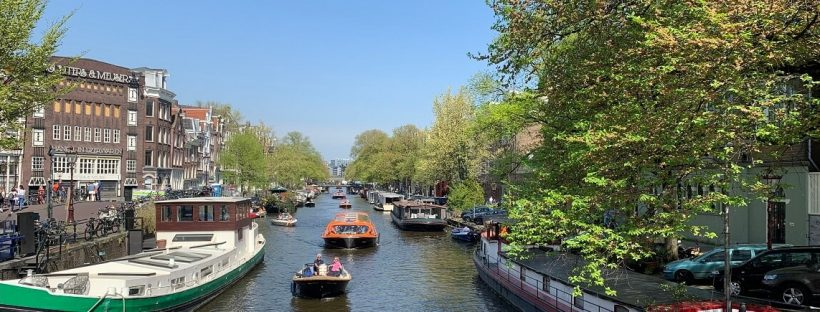 7 hours in Amsterdam